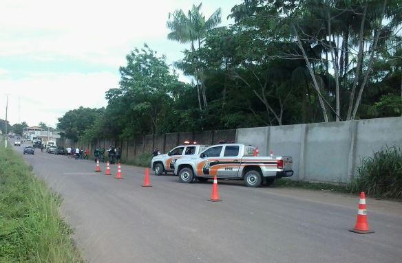 O BPRE será responsável pela fiscalização nas estradas estaduais