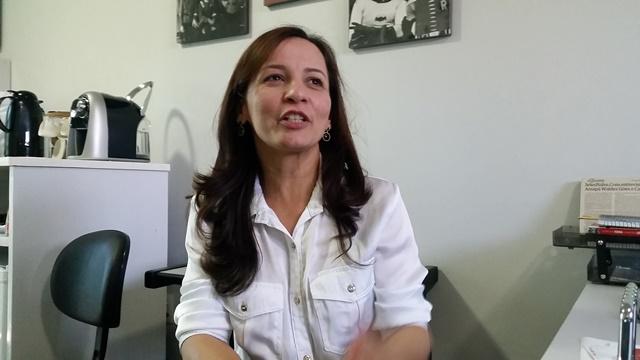 Deputada Marcivânia: chapa terá propostas diferentes da atuação gestão. Foto: Arquivo/SELESNAFES.COM