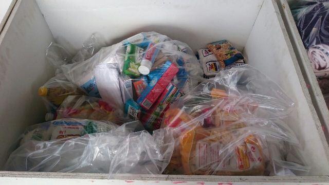 Produtos de higiene pessoal é um dos itens que mais as vítimas precisam