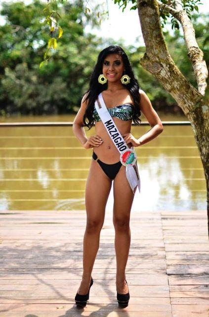 Fabiana Balieiro - Mazagão