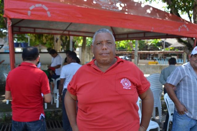 Francinaldo Flexa, presidente do Sindicato dos Urbanitários: categoria não quer entrar na agenda do servidor