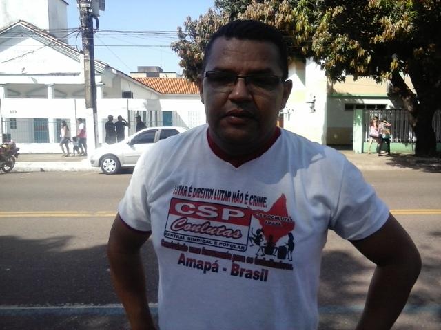 Genival Cruz (PSTU)