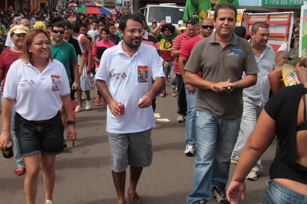 """Sobre Camilo: """"pecou na política com servidores e a Asembleia"""""""