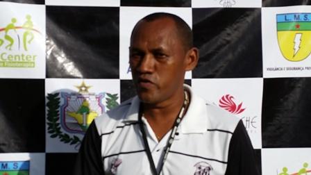 Técnico Minga vai manter a equipe que venceu o Palmas