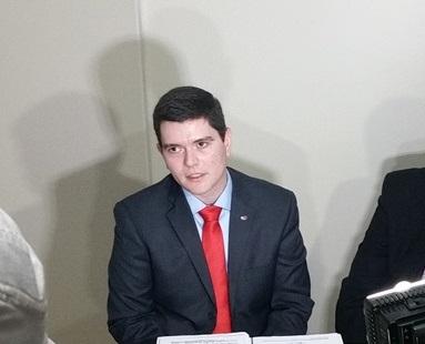 Constantino Júnior: Recurso ao CNJ e STF. Foto: Seles Nafes/Arquivo