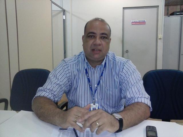 Fábio Albarado, da CEA: transtornos para a população e para a companhia