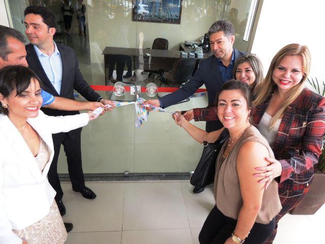 A inauguração da Casa da Cidadania contou com a presença de servidores e autoridades