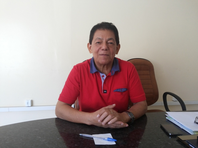 Presidente da CDL, Marcos Cardos: promoção é a saída no momento