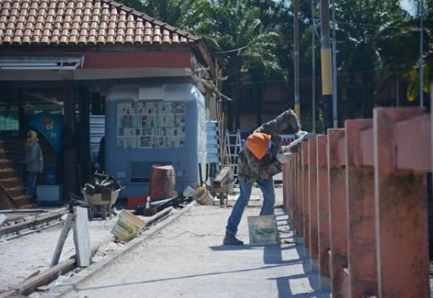 Obras de revitalização: Trapiche Eliezer Levy será entregue em 3 meses