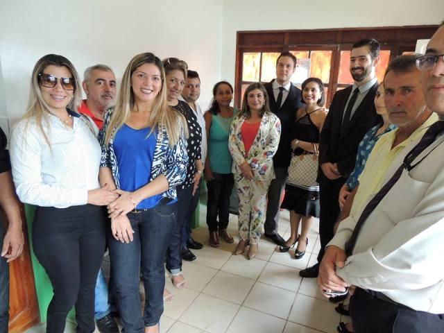 Voluntários de vários órgãos que dão apoio à Apae em Oiapoque