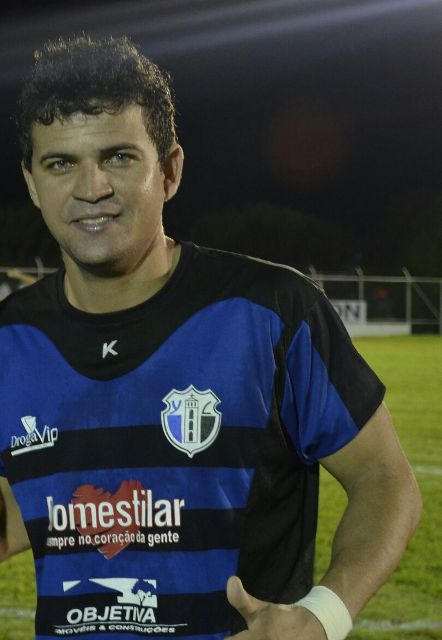 Armando Maranhão já defendeu as cores do Ypiranga