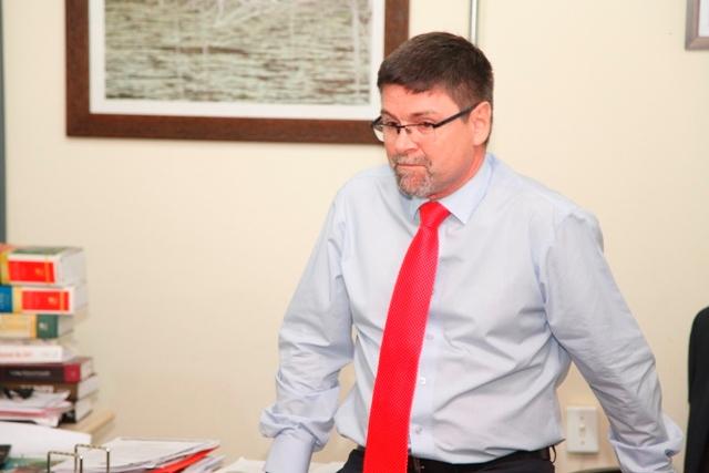 A audiência pública foi uma iniciativa do juiz Luiz Kopes Brandão, da Comarca de Ferreira Gomes