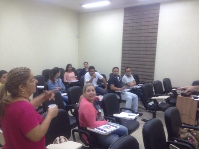 Muitas pessoas têm participado dos curso de alto nível da Delphus em Macapá