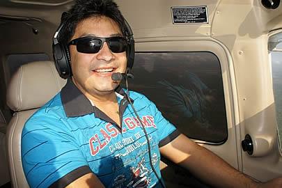 Um acidente marcante para Carlão foi o matou o deputado Dalto Martins