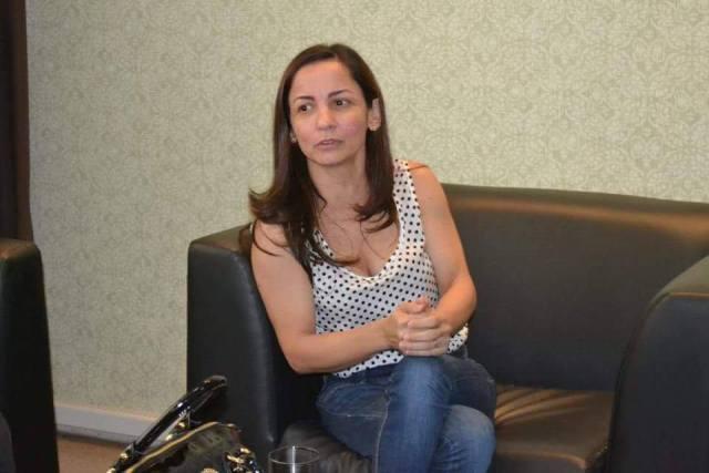 A deputada Marcivânia tem recursos de emendas destinadas a Santana