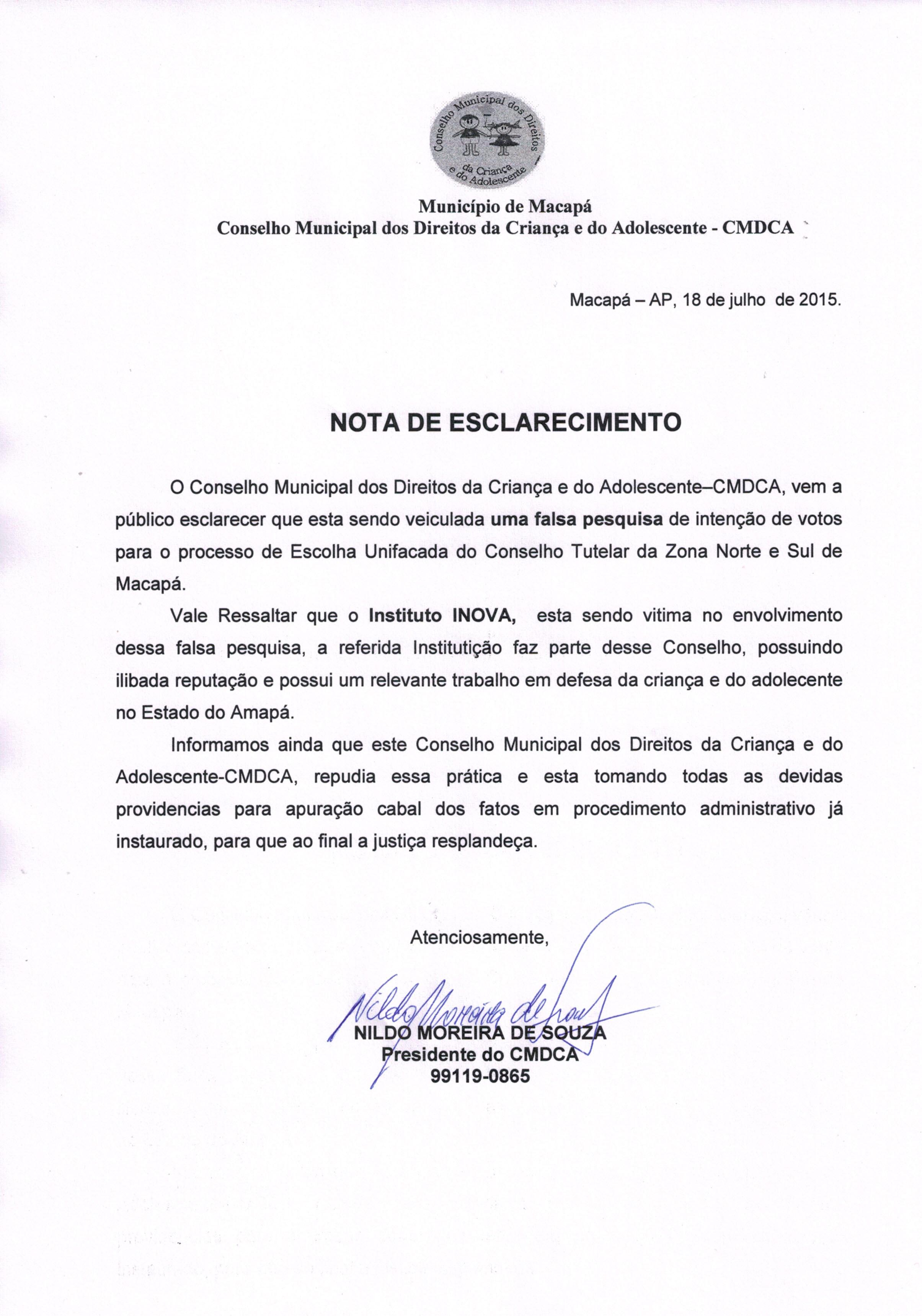 nota de esclarecimento CMDCA (1)