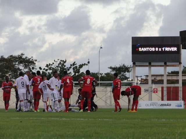 Depois do tropeço em casa, o Santos agora vai ao Maranhão tentar se reabilitar na tabela