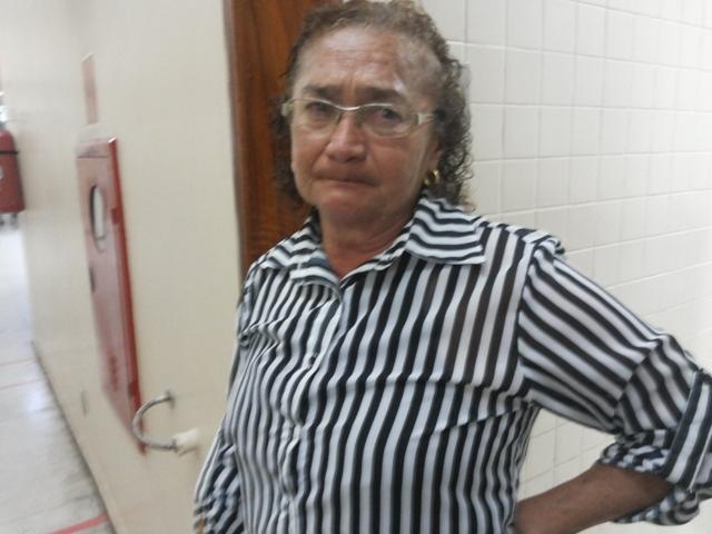 Ana das Mercês, mãe da vítima: queremos justiça