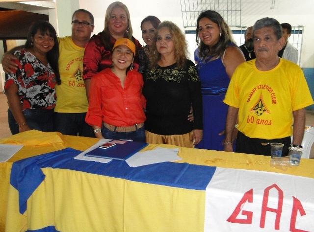 Conselheiros, torcedores e simpatizantes participaram do evento. Fotos: Elcio Barbosa