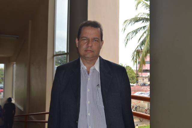 Assistente de acusação, advogado Maurício Pereira