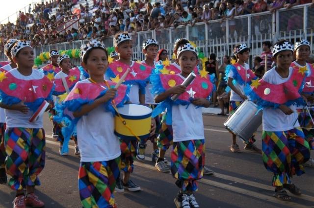 Este ano as escola vão levar para a avenida uma aula de história do Amapá