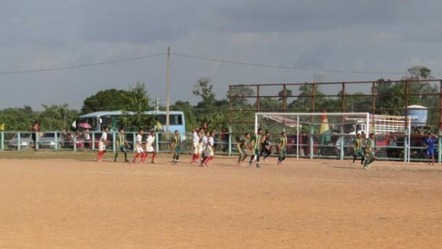Os primeiros jogos estão acontecendo no município de Pedra Branca do Amapari. Fotos: Agencia Amapá