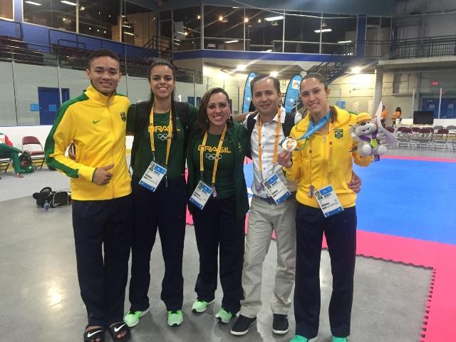 Amapaenses Júnior Maciel e Venilton Teixeira entre os nomes mais conhecido do esporte no Brasil
