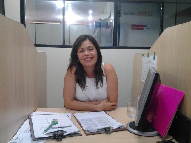 Mônica Dias: transparência no processo