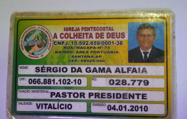 Santana: Pastor evangélico confessa ser usuário de crack