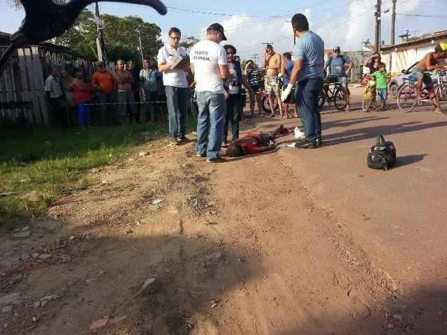 Moradores foram acordados com os disparos. Fotos: Jair Zemberg