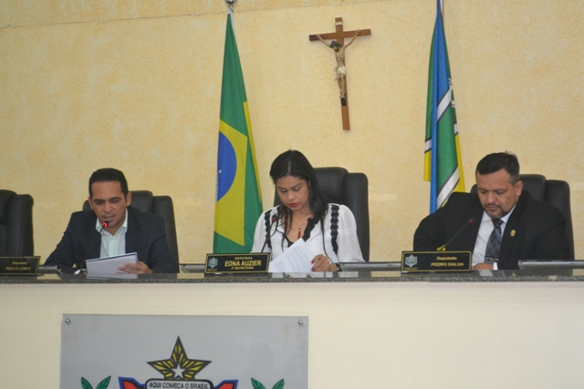 Os deputados apresentaram o relatório final, que será encaminhado ao Ministério Público