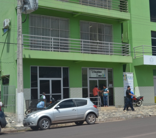 Aulas práticas estavam sendo realizadas na Escola Walkíria Lima