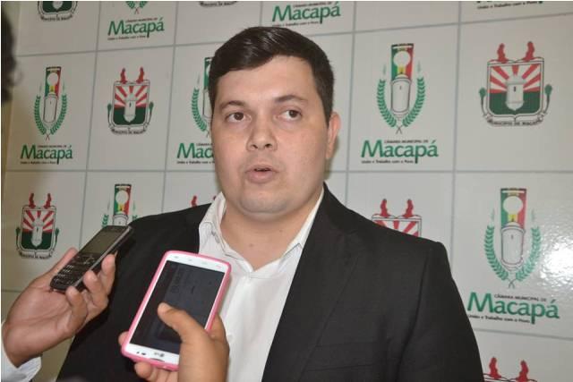 Acácio Favacho: terreno da Câmara ainda pertence ao governo do Estado