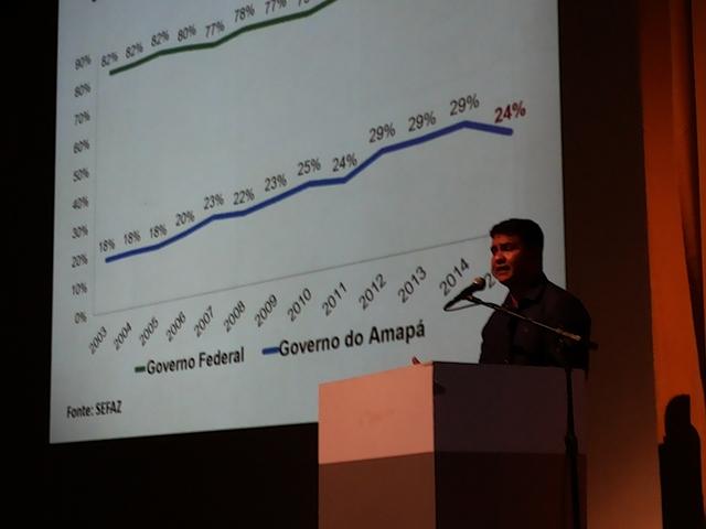 Secretário de Planejamento anuncia o plano de obras do Amapá