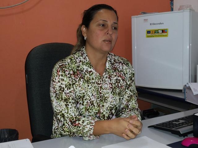 Delegada Clívia: o número de estupros não aumentou, mas violência é maior. Foto: Cassia Lima