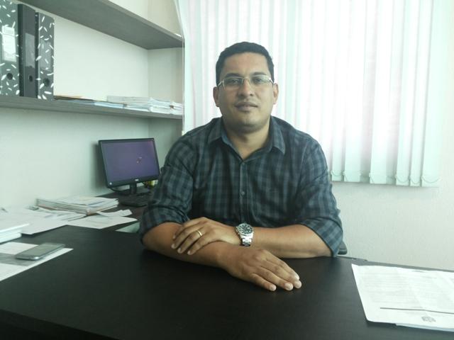 Luiz Henrique, diretor do Imap: a estrutura do órgão ficou paralisada