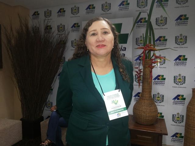 Deputada Lenir Rodrigues: vamos