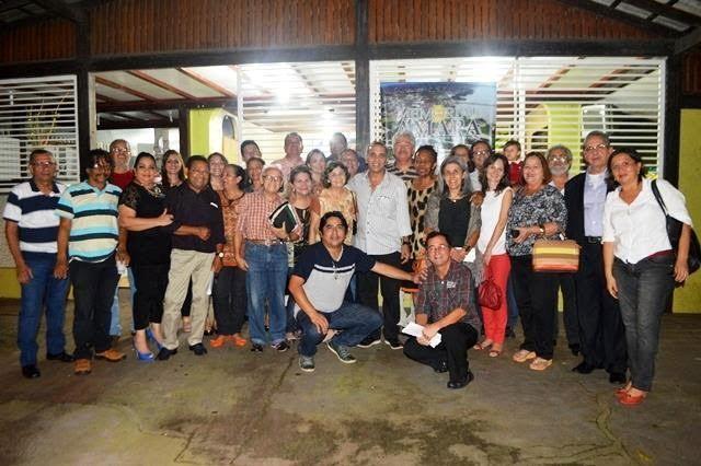 Pessoas que fazem parte do Memorial Amapá. Fotos: Memorial Amapá
