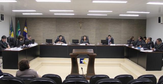 Pleno do TCE: eleição poderia ser realizado com apenas dois conselheiros titulares