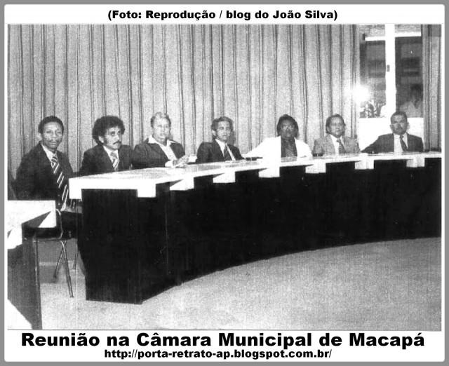 Câmara de Macapá com apenas sete vereadores
