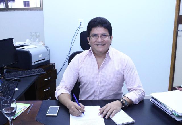 Veridiano Colares, diz que os aprovados serão chamados em dezembro. Foto: Ascom/TRE