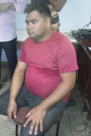 """Wagner Pereira, o """"Pato"""", foi condenado a 19 anos por participação. Está preso desde setembro do ano passado. Foto: arquivo SelesNafes.Com"""