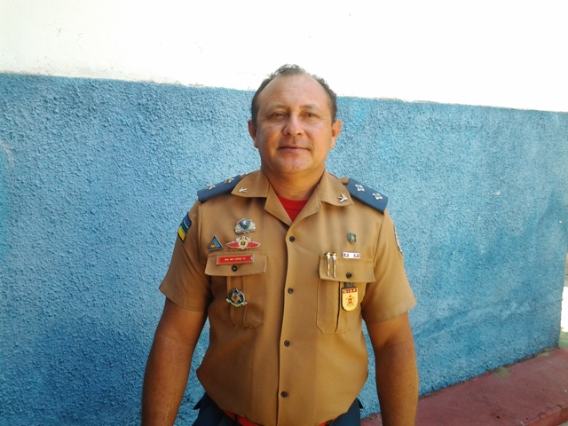 Tenente Coronel Lopes: queremos alcançar 15 estudantes este ano. Fotos: André Silva