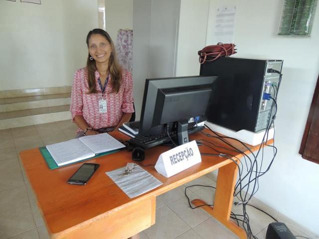 No de Cram de Oiapoque as mulheres são atendidas por profissionais de várias áreas. Fotos: Humberto Baía