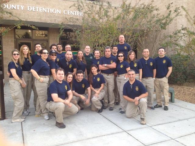Grupo que participou do curso nos Estados Unidos