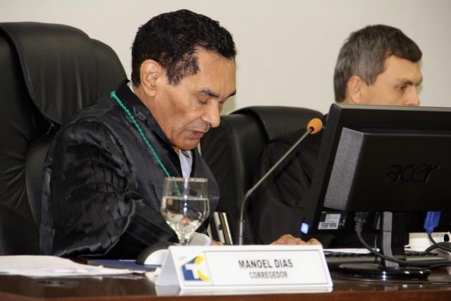 Conselheiro Manoel Dias foi aposentado compulsoriamente. Foto: TCE