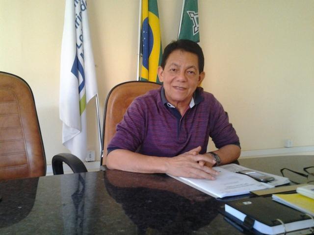 Marcos Cardoso, presidente da CDL: datas comemorativas nos dão fôlego. Foto: André Silva