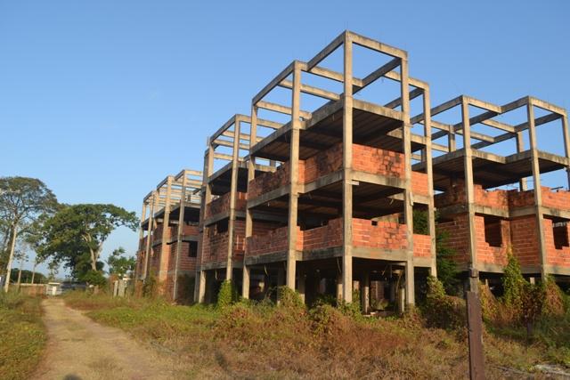A obra do Aturiá precisa de R$ 24 milhões para ser concluída