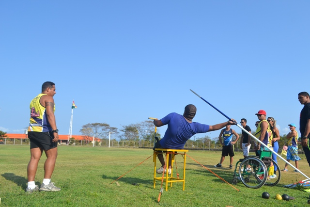 Para participar de competições nacionais é preciso muito treino e dedicação. Fotos: André Silva
