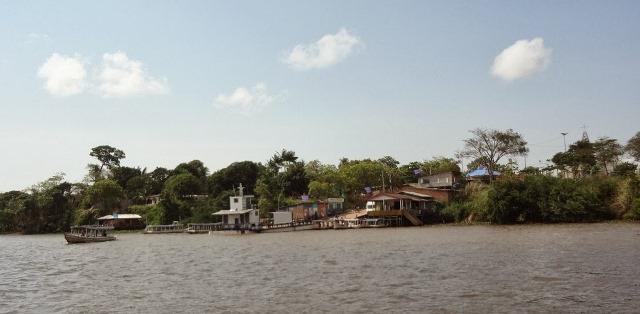 ZPE poderá ser instalada na Ilha de Santana. Foto: Santana do Amapá